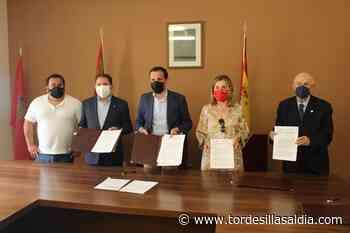 La Diputación de Valladolid renueva su compromiso con los más necesitados - Tordesillas al Día