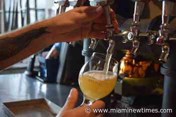 J. Wakefield, Wynwood Brewing, and Veza Sur Brew Beer for Miami Palates - Miami New Times