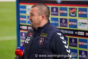 Wakefield Trinity boss on Warrington Wolves clash - Warrington Guardian