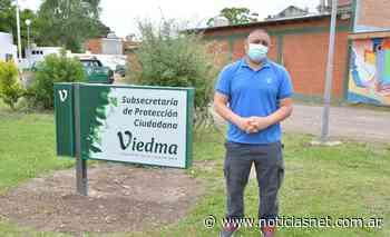 Fuerte como un roble: le dieron el alta a José Flores, funcionario municipal - NoticiasNet
