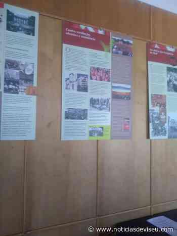 Exposição do Centenário do Partido Comunista Português em Mangualde - Notícias de Viseu