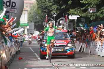 Lamego acolhe meta final de prova inédita de ciclismo - Notícias de Viseu