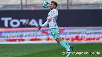 Werder Bremen: Philipp Bargfrede will auch in Liga 2 Profi bleiben! - deichstube.de