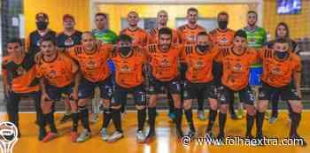 Bulls Futsal de Arapoti goleia e assume a liderança do grupo F no Paranaense - Folha Extra
