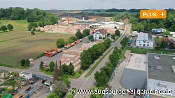 Material für Ziegelwerk Bellenberg: Bürgermeister beschweren sich - Augsburger Allgemeine