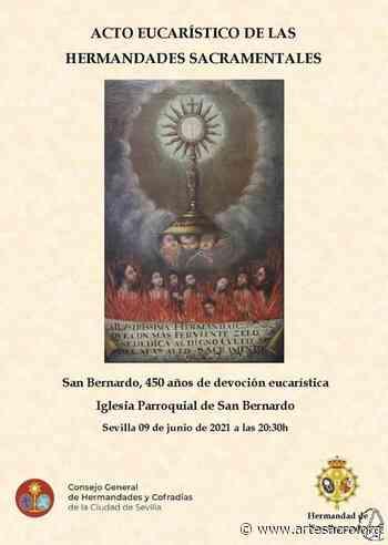 San Bernardo acoge hoy la primera convivencia de Hermandades Sacramentales de 2021 - Arte Sacro