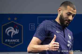 La mala suerte de Benzema   Deportes - Agencia EFE