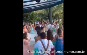 VÍDEO: Casal de mineiros faz festa de arromba em plena pandemia - Diário do Centro do Mundo