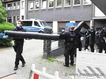 Razzia auch in Limbach-Oberfrohna: Weltweit über 800 Festnahmen - Freie Presse