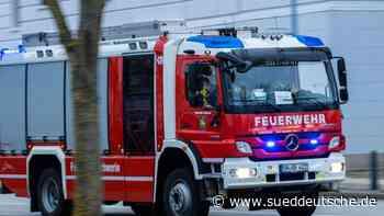 Matratzen angezündet: Kellerbrand in Limbach-Oberfrohna - Süddeutsche Zeitung