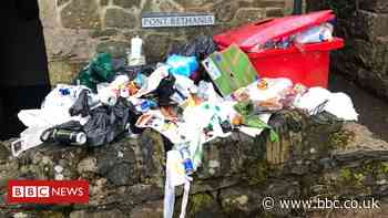 Snowdonia litter problem condemned by Mason, 7