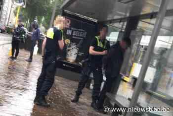 37 maanden met uitstel voor messteek na discussie over mondmasker op Antwerpse tram