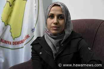 Fatima Hossieno: Hidden hands seek to foil AANES project - ANHA
