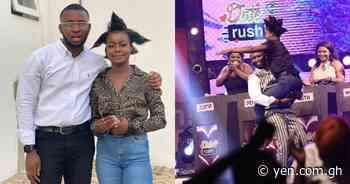 Date Rush: Fatima And Fine Boy Bismark Go On Their 1st Date; Photos Drop ▷ Ghana news | YEN.COM.GH - Yen.com.gh
