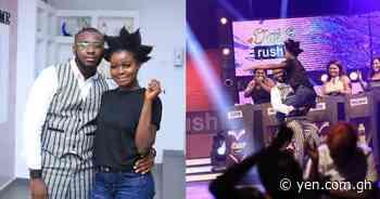 Date Rush: Fatima Finally Gets A Date With Fine Boy Called Bismarck (video) ▷ Ghana news | YEN.COM.GH - Yen.com.gh
