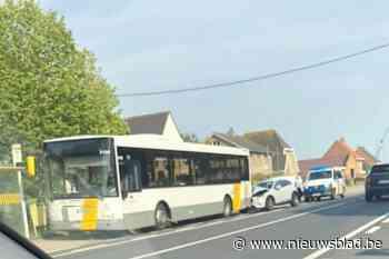 Twee bejaarden gewond na ongeval met Lijnbus