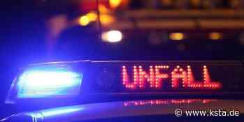 Swisttal: Junger Autofahrer ohne Führerschein rammt weiteres Fahrzeug - Kölner Stadt-Anzeiger