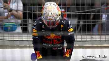 Formel 1 in Baku: Die Pressestimmen zum Chaos in den engen Gassen - RTL Online