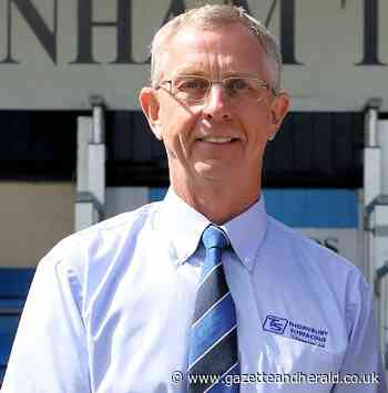 Neil Blackmore wants Brian Barwick to resign after farcical National League punishments | The Wiltshire Gazette and Herald - The Wiltshire Gazette and Herald