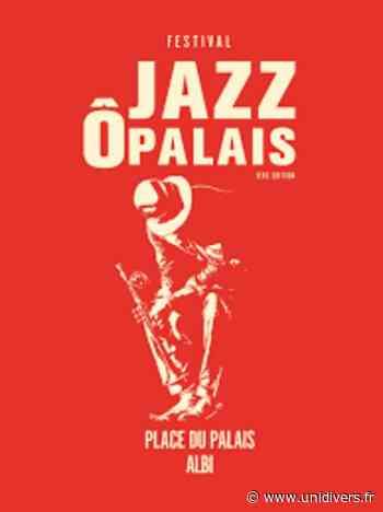 Festival Jazz Ô Palais Place du Palais vendredi 3 septembre 2021 - Unidivers