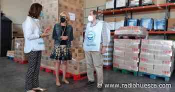 El Banco de Alimentos de Huesca recibirá casi 38.000 kilos del Gobierno de España - Radio Huesca