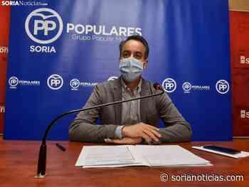 """El PP califica de """"cachondeo"""" la parálisis en el Banco de España - Soria Noticias"""