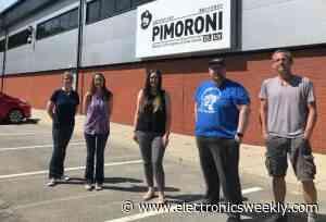 UK made: Pimoroni switches to larger Sheffield base