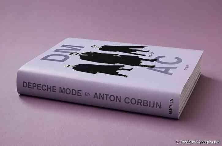 An Illustrated History of Depeche Mode by Anton Corbijn