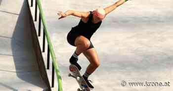 Tokio-Ticket bestätigt - Skateboard-Ass fix bei Olympia - Krone.at
