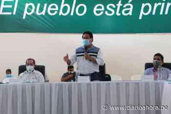 Iniciarán vía Yurimaguas-Balsapuerto-Moyobamba - DIARIO AHORA