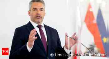 Austria made 81 arrests as part of global sting against organized crime - Times of India
