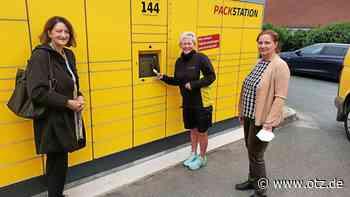 Erste Packstation in Dornburg-Camburg - Ostthüringer Zeitung