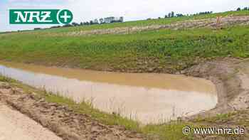 Unwetter Uedem: Wasser fließt nicht nur in dieselbe Richtung - NRZ