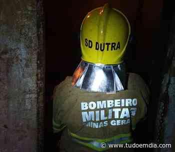 Incêndio destrói casa no Independência, em Ituiutaba - Tudo Em Dia