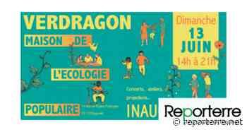 Inauguration de Verdragon, Maison de l'écologie populaire, à Bagnolet (Seine-Saint-Denis) - Reporterre