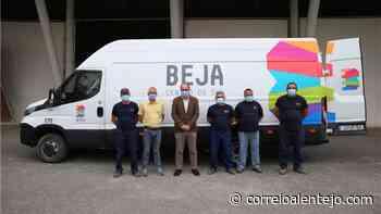 Câmara de Beja reforça frota municipal - Correio Alentejo