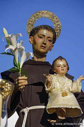 Torreblanca. Cultos a San Antonio de Padua. Hoy comienza el Triduo - Arte Sacro