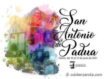 Fiestas San Antonio de Padua Güime 2021 (Del 10 al 13 de junio) - Noticias Ocio Lanzarote