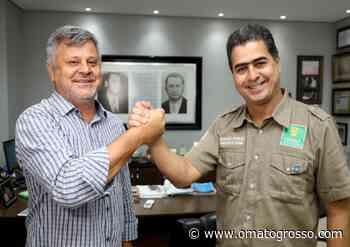 """""""É de extrema importância contarmos com apoio do TCE"""", diz Stopa — O Mato Grosso - O Mato Grosso"""