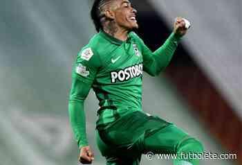 Jonatan Álvez estaría muy cerca de salir de Atlético Nacional - Futbolete