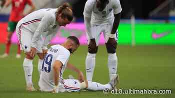 Karim Benzema y su mala suerte - D10 - Deportes Paraguay
