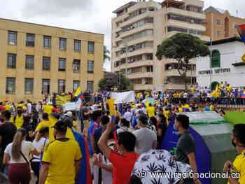 Bucaramanga y Floridablanca registran nuevos desmanes y enfrentamientos - Radio Nacional de Colombia