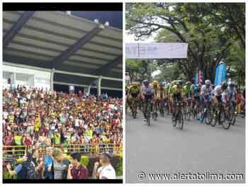 Se mueve el deporte: Tolima Vs Equidad tendrá público y hay nuevas fechas para la Vuelta al Tolima - Alerta Tolima