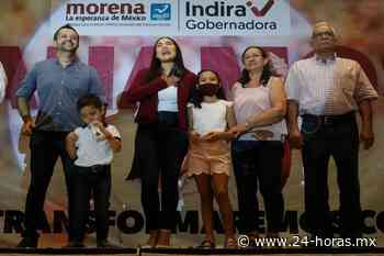 Avanza la equidad: seis mujeres se perfilan como gobernadoras 24 Horas - 24 HORAS