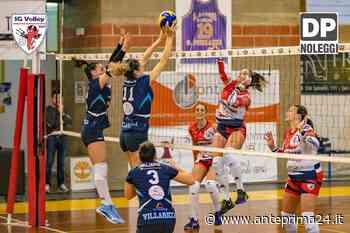 Volley, DP Noleggi SG Volley sconfitta dall'Ancis Villaricca - anteprima24.it