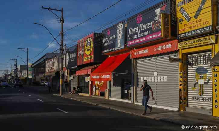 Araraquara registra UTIs lotadas pela primeira vez em três meses e pode ter novo lockdown - O Globo