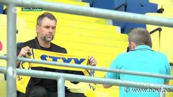 """STVV stelt trainer Bernd Hollerbach voor. """"Passie, vuur en aanvallend voetbal brengen"""" - Het Belang van Limburg"""