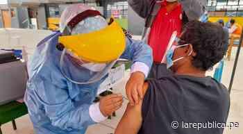 Tacna y Moquegua retoman este martes 8 de junio la vacunación de adultos mayores - LaRepública.pe