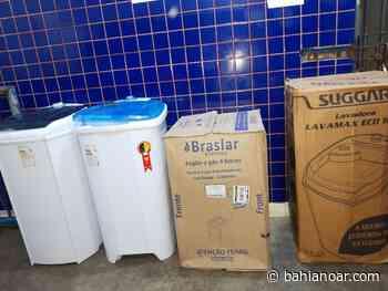 Funcionário suspeito de desviar produtos é preso em Santo Antonio de Jesus - bahianoar.com