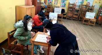 Huancavelica: Pedro Castillo baja de 88 % a 84% en conteo de actas en toda la región - Diario Correo
